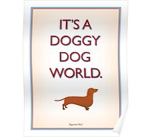 It's a Doggy Dog World: Eggcorns No. 1 Poster