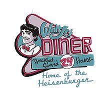 Walt Jr Diner by stylishtech