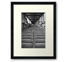 Going up ? Framed Print