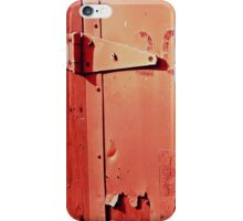 Barn Door iPhone Case/Skin