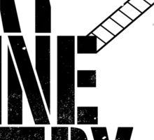 Sky Line Story Sticker