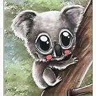 Koala by Joana Pereira