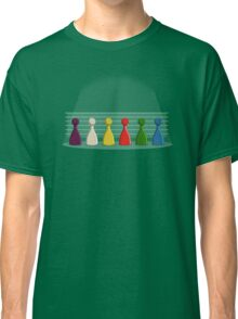 Cluedo Usual Suspects Classic T-Shirt