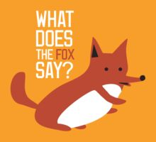 Ylvis - The Fox - What Does The Fox Say? by monkeybrain