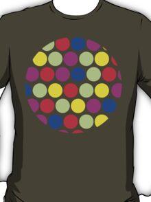 Polka dot, Colors set 1 T-Shirt