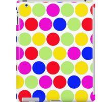 Polka dot, Colors set 1 iPad Case/Skin