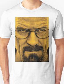 "Breaking Bad - Walter White (Bryan Cranston) ""The One Who Knocks"" Unisex T-Shirt"