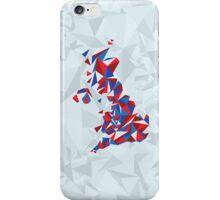 Abstract United Kingdom British Pride iPhone Case/Skin