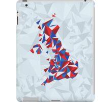 Abstract United Kingdom British Pride iPad Case/Skin
