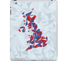 Abstract United Kingdom British Pride iPad Case/Skin