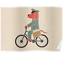 Postdog Poster