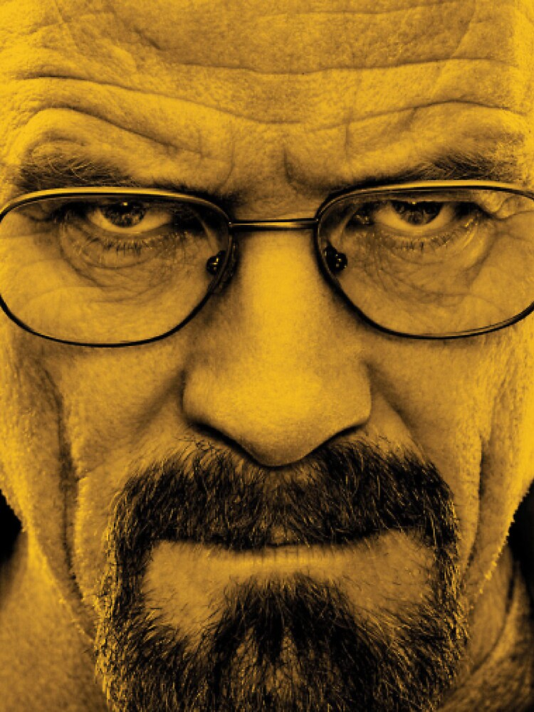 """Breaking Bad - Walter White (Bryan Cranston) """"The One Who Knocks"""" by superstarink"""