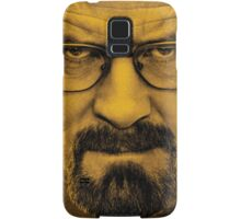 "Breaking Bad - Walter White (Bryan Cranston) ""The One Who Knocks"" Samsung Galaxy Case/Skin"