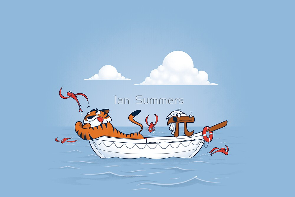 Life of Pi by Ian  Summers