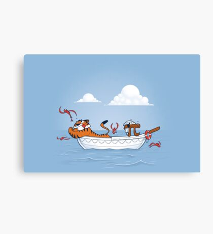 Life of Pi Canvas Print