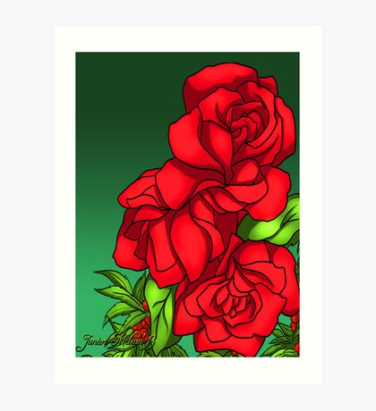 A Rose for any Occasion Art Print