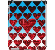 love circuit, red iPad Case/Skin