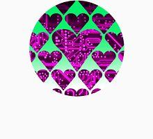love circuit, violet Unisex T-Shirt