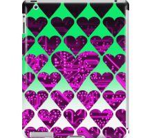 love circuit, violet iPad Case/Skin