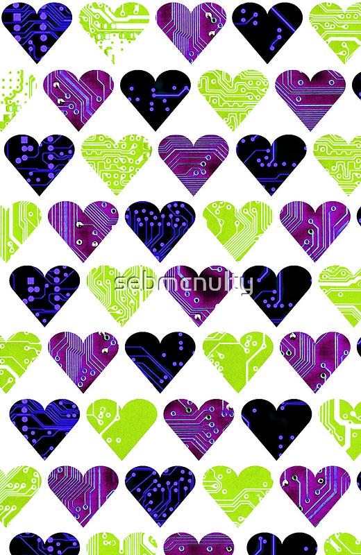 love circuit, Colors set 2 by sebmcnulty