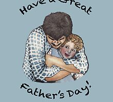 Happy Father's Day Card by painted-lizard