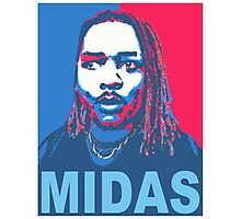 Midas Photographic Print