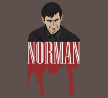 Norman by kingUgo