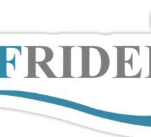 Surf Rider Sticker