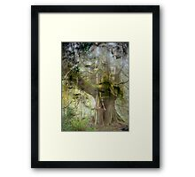 Welcome Arms Framed Print