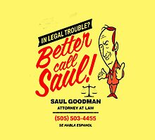Better Call Saul Ipad Edition - Breaking Bad  by ludlowghostwalk