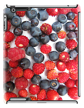 iPad-Berries by Christine Wilson