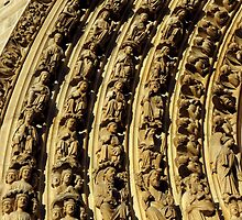 Notre Dame ~ Part Two by artisandelimage
