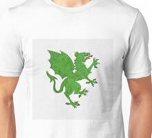 Green Dragon by Pierre Blanchard Unisex T-Shirt