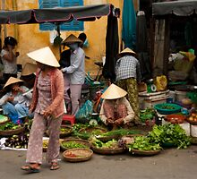 Hoi An Market by Tim Topping