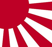 Smartphone Case - Flag of Japan (Ensign) III by Mark Podger
