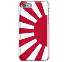 Smartphone Case - Flag of Japan (Ensign) IV iPhone Case/Skin