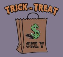 Trick Or Treat $ by lenz30