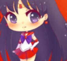 """3.0"""" Sailor Mars Chibi Sticker Sticker"""