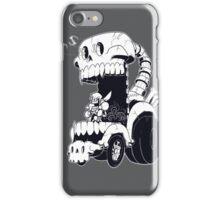 Skeleton Car iPhone Case/Skin
