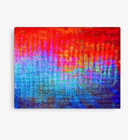 digital Color Canvas Print