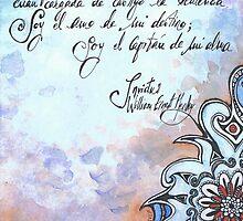 Illustrated quote (Spanish), Invictus by misscristal
