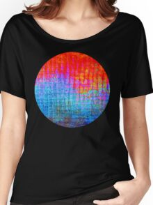 digital Color Women's Relaxed Fit T-Shirt