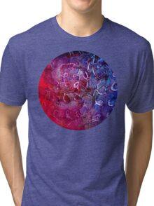 PVA blue Tri-blend T-Shirt
