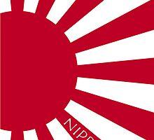 Smartphone Case - Flag of Japan (Ensign) IX by Mark Podger