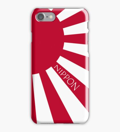 Smartphone Case - Flag of Japan (Ensign) XI iPhone Case/Skin