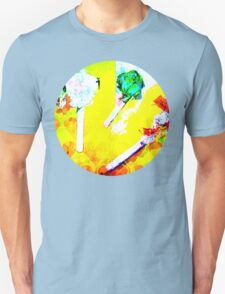 digital candy Unisex T-Shirt
