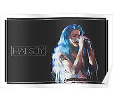 ♡ HALSEY ♡ Poster