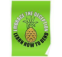Embrace Deception Poster