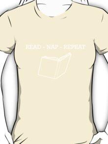 Read Nap Repeat T-Shirt