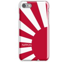 Smartphone Case - Flag of Japan (Ensign) XV iPhone Case/Skin